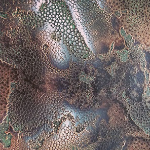 copper-textured