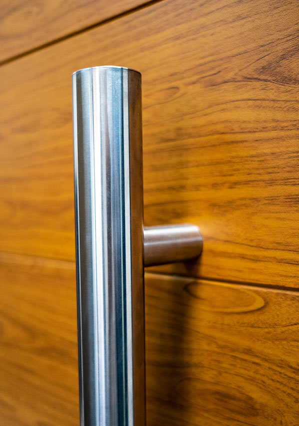 RK Doors Stainless Steel Handle