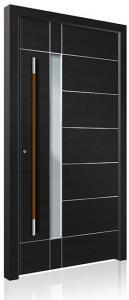 RK-4010 Aluminium front door