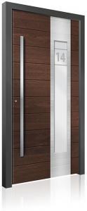 RK-4080 aluminium door