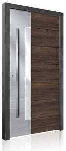 RK-4100 aluminium doors