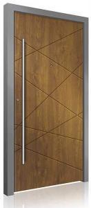 RK-4110 aluminium doors