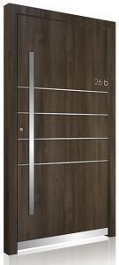 RK170 front door