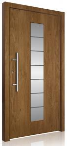 RK410 aluminium front door