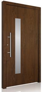 RK420 aluminium front door
