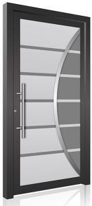 RK640 aluminium door