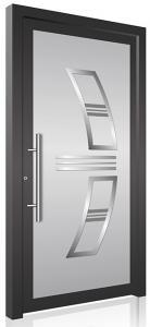 RK650 aluminium door