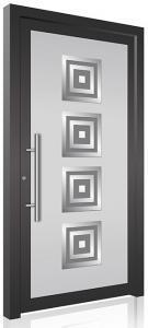 RK660 aluminium door