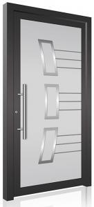 RK670 aluminium door