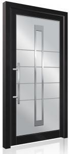 RK680 aluminium door
