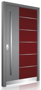 RK720 aluminium door