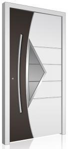 RK800 aluminium door
