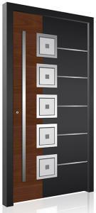 RK830 aluminium door