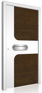 RK840 aluminium door