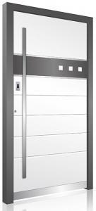 RK850 aluminium door