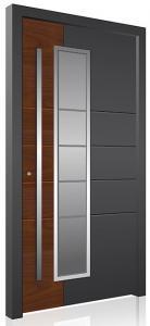 RK860 aluminium door