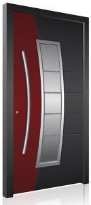 RK910 aluminium door