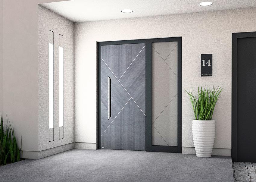 RK 0053 secure apartment doors