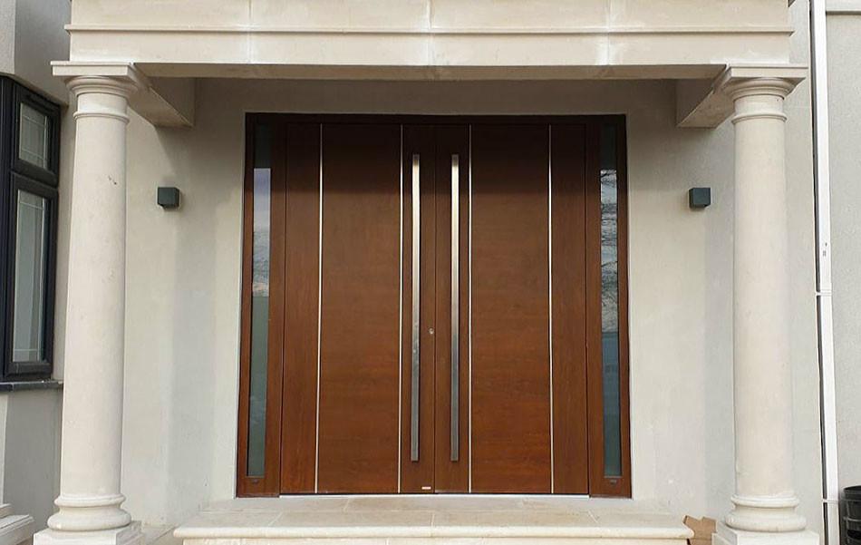 Rk Door Systems Contemporary Modern Front Doors Pivot Doors