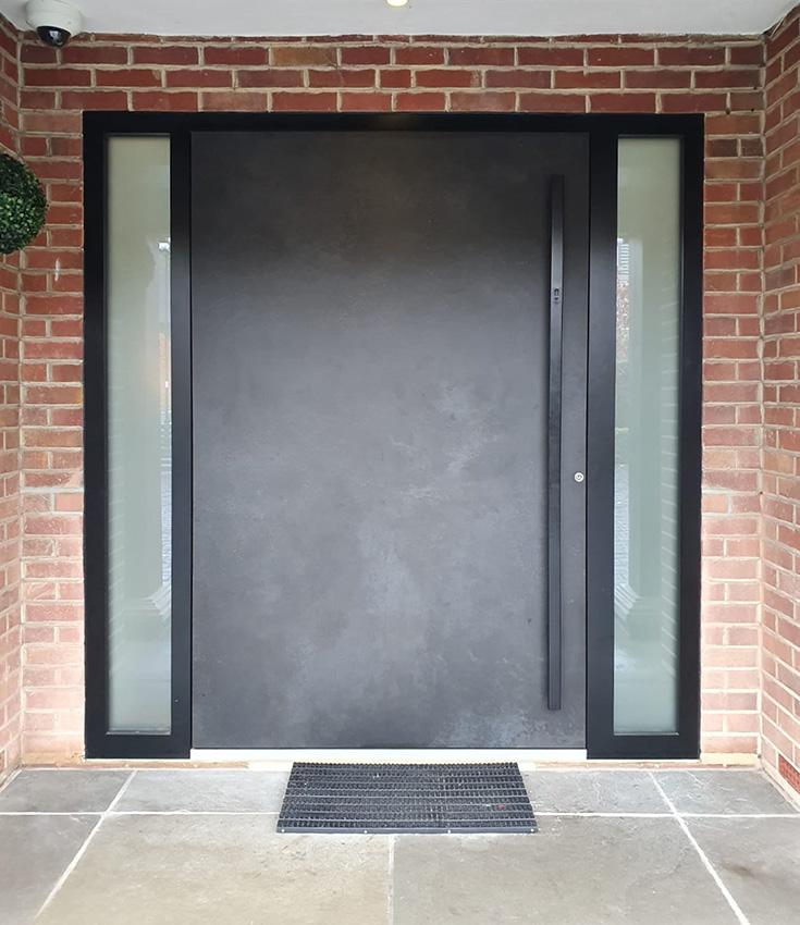 RK Pivot doors 6