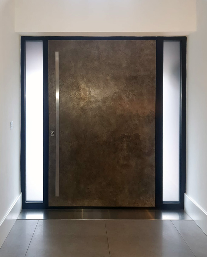 RK Pivot doors 7