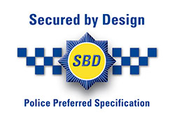 Secured by Design doors logo